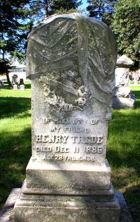 TREDE, HENRY - Scott County, Iowa | HENRY TREDE