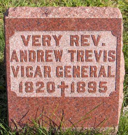 TREVIS, REV. ANDREW - Scott County, Iowa | REV. ANDREW TREVIS