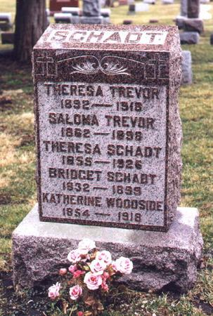 SCHADT, THERESA - Scott County, Iowa | THERESA SCHADT