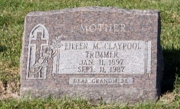 TRIMMER, EILEEN M - Scott County, Iowa | EILEEN M TRIMMER