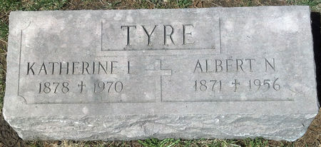 TYRE, ALBERT N - Scott County, Iowa | ALBERT N TYRE