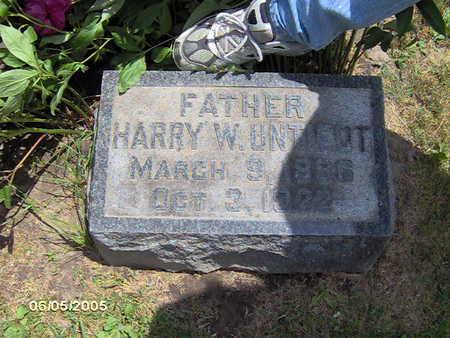 UNTIEDT, HARRY - Scott County, Iowa | HARRY UNTIEDT