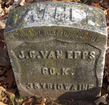 VAN EPPS, JOHN C. - Scott County, Iowa   JOHN C. VAN EPPS