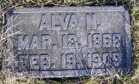 VAN EVERA, ALVA N. - Scott County, Iowa | ALVA N. VAN EVERA