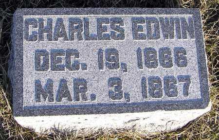 VAN EVERA, CHARLES EDWIN - Scott County, Iowa | CHARLES EDWIN VAN EVERA