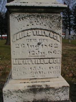 VILLWOCK, ALWINE - Scott County, Iowa   ALWINE VILLWOCK