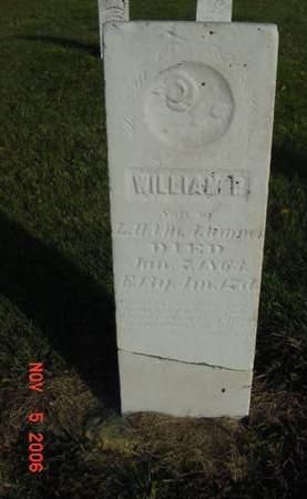 WAINE, WILLIAM - Scott County, Iowa | WILLIAM WAINE