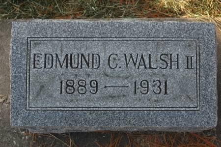 WALSH, EDMUND C. II - Scott County, Iowa   EDMUND C. II WALSH