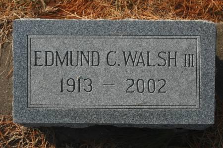 WALSH, EDMUND C. III - Scott County, Iowa | EDMUND C. III WALSH