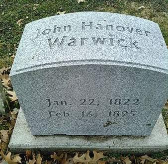 WARWICK, JOHN - Scott County, Iowa | JOHN WARWICK