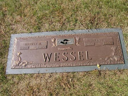 KLUEVER WESSEL, HELENE CAROLINE - Scott County, Iowa | HELENE CAROLINE KLUEVER WESSEL