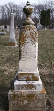 TAYLOR WHISLER, ELIZABETH - Scott County, Iowa | ELIZABETH TAYLOR WHISLER