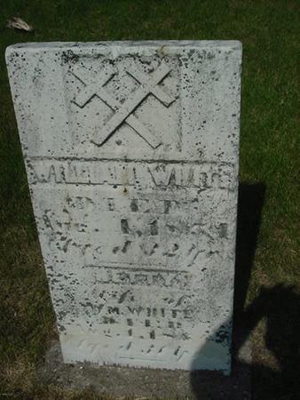 WHITE, WILLIAM - Scott County, Iowa | WILLIAM WHITE