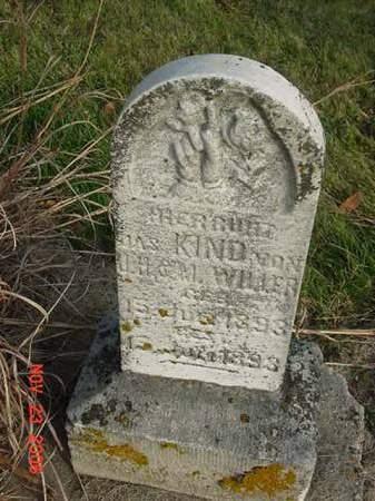 WILLER, DAS KIND VON - Scott County, Iowa | DAS KIND VON WILLER