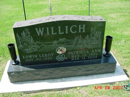 WILLICH, PATRICIA ANN - Scott County, Iowa | PATRICIA ANN WILLICH