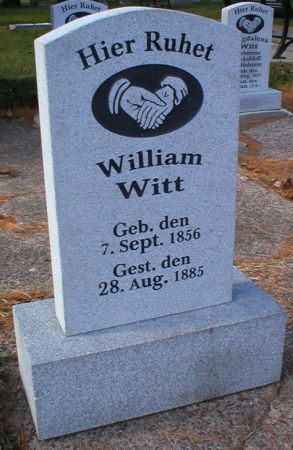 WITT, WILLIAM - Scott County, Iowa | WILLIAM WITT