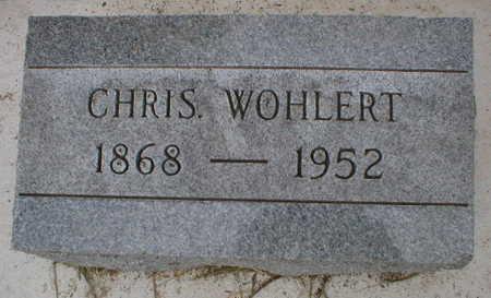 WOHLERT, CHRIS. - Scott County, Iowa | CHRIS. WOHLERT