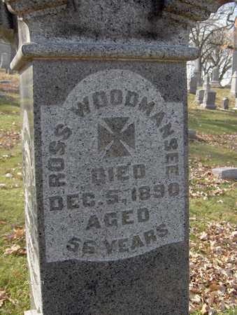 WOODMANSEE, ROSS - Scott County, Iowa | ROSS WOODMANSEE