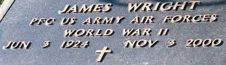WRIGHT, JAMES - Scott County, Iowa | JAMES WRIGHT