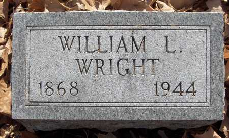 WRIGHT, WILLIAM L. - Scott County, Iowa | WILLIAM L. WRIGHT