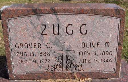 ZUGG, GROVER C. - Scott County, Iowa | GROVER C. ZUGG