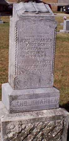 JOHANSEN, FREDERIK - Shelby County, Iowa | FREDERIK JOHANSEN