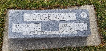 JORGENSEN, JERROLD PIERCE - Shelby County, Iowa | JERROLD PIERCE JORGENSEN