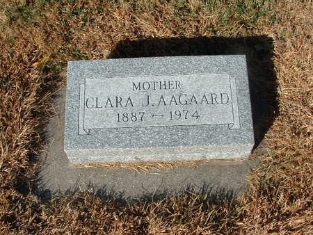 AAGAARD, CLARA - Shelby County, Iowa | CLARA AAGAARD
