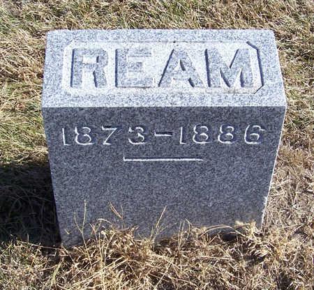 ABBOTT, REAM - Shelby County, Iowa | REAM ABBOTT