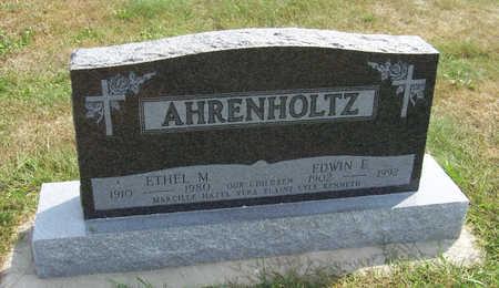 AHRENHOLTZ, ETHEL M. - Shelby County, Iowa | ETHEL M. AHRENHOLTZ