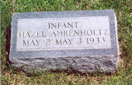 AHRENHOLTZ, HAZEL - Shelby County, Iowa | HAZEL AHRENHOLTZ