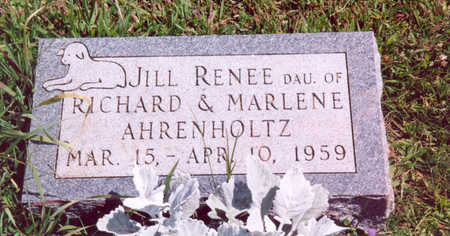 AHRENHOLTZ, JILL RENEE - Shelby County, Iowa | JILL RENEE AHRENHOLTZ