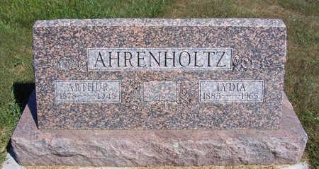 AHRENHOLTZ, LYDIA - Shelby County, Iowa | LYDIA AHRENHOLTZ
