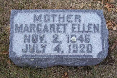 ALLISON, MARGARET ELLEN (MOTHER) - Shelby County, Iowa   MARGARET ELLEN (MOTHER) ALLISON