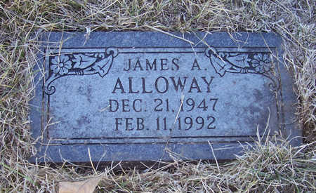 ALLOWAY, JAMES A. - Shelby County, Iowa | JAMES A. ALLOWAY