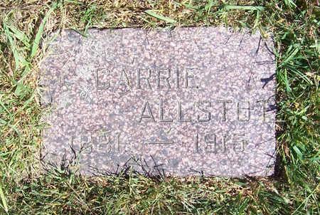 ALLSTOT, CARRIE - Shelby County, Iowa | CARRIE ALLSTOT