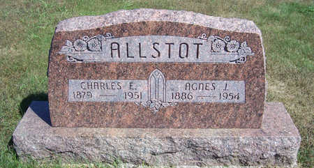 ALLSTOT, AGNES J. - Shelby County, Iowa | AGNES J. ALLSTOT