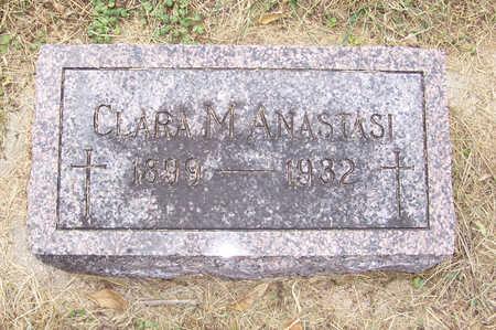 ANASTASI, CLARA M. - Shelby County, Iowa   CLARA M. ANASTASI