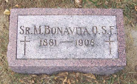 ANASTASI, SR. M. BONAVITA OSF - Shelby County, Iowa | SR. M. BONAVITA OSF ANASTASI