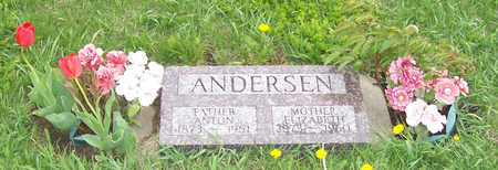 ANDERSEN, ANTON MARTIN - Shelby County, Iowa | ANTON MARTIN ANDERSEN