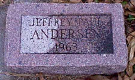 ANDERSEN, JEFFREY PAUL - Shelby County, Iowa | JEFFREY PAUL ANDERSEN