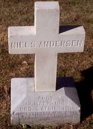ANDERSEN, NIELS - Shelby County, Iowa | NIELS ANDERSEN