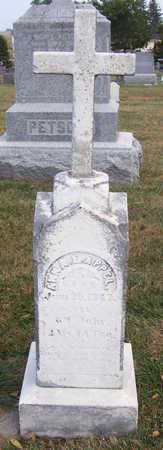 APPEL, ANNA E. - Shelby County, Iowa | ANNA E. APPEL