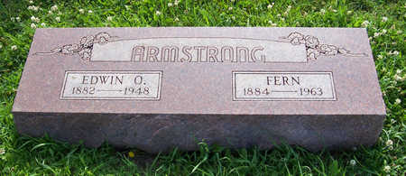 ARMSTRONG, FERN - Shelby County, Iowa   FERN ARMSTRONG