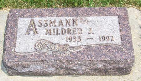 ASSMANN, MILDRED J. - Shelby County, Iowa   MILDRED J. ASSMANN