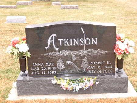 ATKINSON, ANNA MAE - Shelby County, Iowa   ANNA MAE ATKINSON