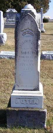 AUTEN, FRANCIS M. - Shelby County, Iowa | FRANCIS M. AUTEN