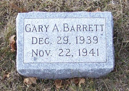 BARRETT, GARY A. - Shelby County, Iowa | GARY A. BARRETT