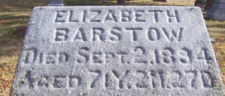 BARSTOW, ELIZABETH (CLOSE-UP) - Shelby County, Iowa | ELIZABETH (CLOSE-UP) BARSTOW