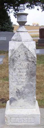 BASSEL, CHARLES P. - Shelby County, Iowa | CHARLES P. BASSEL